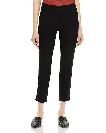 Eileen Fisher - Slim Fit Cropped Pants