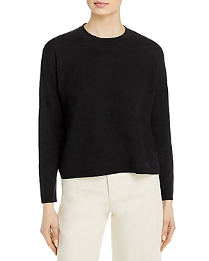 Eileen Fisher BOXY CREWNECK SWEATER