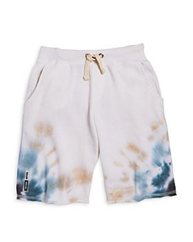 Vintage Havana - Boys' Tie Dye Fleece Shorts - Little Kid, Big Kid