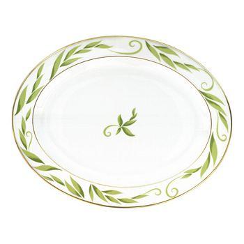 "Bernardaud - Frivole 13"" Oval Platter"