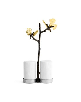 Michael Aram - Butterfly Ginkgo Salt and Pepper Shaker