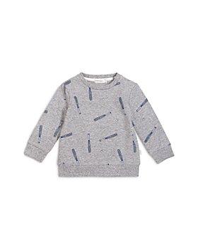 Miles Baby - Boys' Baseball Sweatshirt - Baby