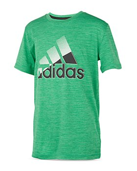 Adidas - Boys' AEROREADY Logo Tee - Little Kid, Big Kid