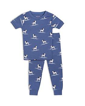 FIRSTS by petit lem - Boys' Doggie Print Cotton Pajamas Set - Baby