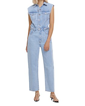 AGOLDE - Blanca Denim Jumpsuit