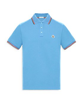 Moncler - Logo Slim Fit Polo Shirt