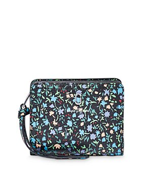 MARC JACOBS - The Softshot Mini Ditsy Floral Compact Wallet