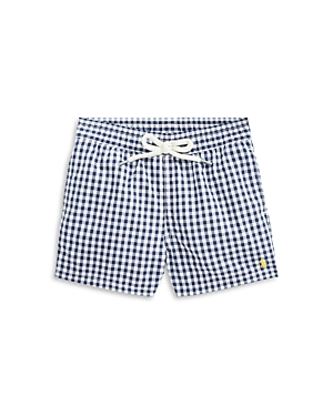 Ralph Lauren POLO RALPH LAUREN BOYS' TRAVELER SWIM TRUNKS - BABY
