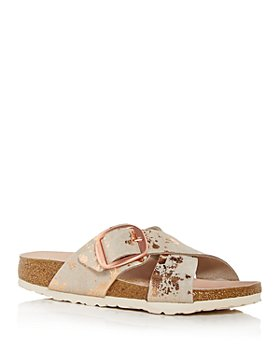Birkenstock - Women's Siena Big Buckle Slide Sandals
