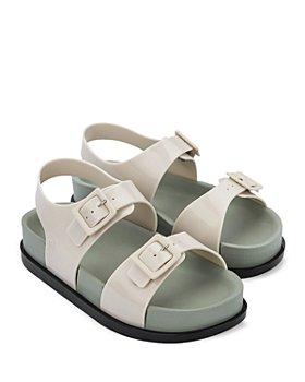 Melissa - Women's Wide Platform Buckled Sandals