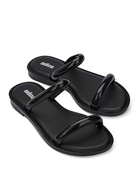 Melissa - Women's Wave Slip On Sandals