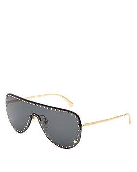 Versace - Women's Mask Sunglasses, 142mm
