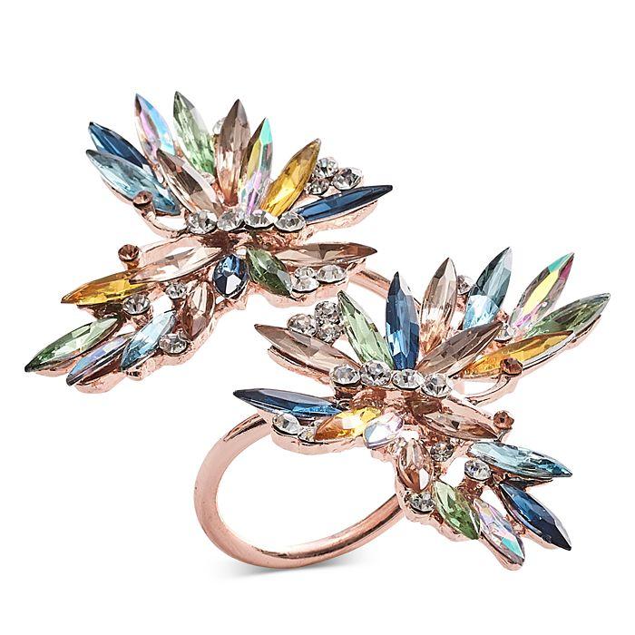 Kim Seybert - Butterflies Napkin Ring, Set of 4