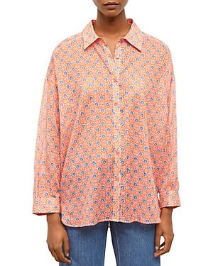 Napoli Floral Print Shirt