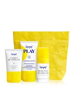 Supergoop! - SPF From Head To Toe Set ($48 value)