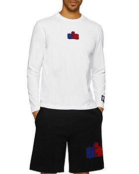 BOSS - ThreeSixty NBA Clippers Relaxed Fit Tee