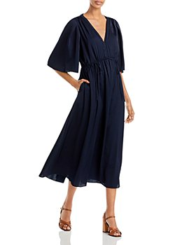 Kobi Halperin - Tonya Flutter Sleeve Dress