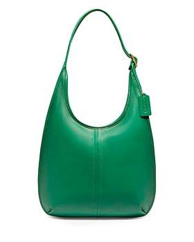 COACH - Ergo Medium Leather Shoulder Bag