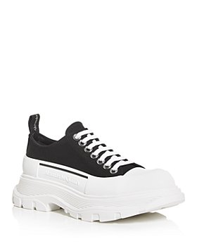 Alexander McQUEEN - Women's Tread Slick Low Top Platform Sneakers