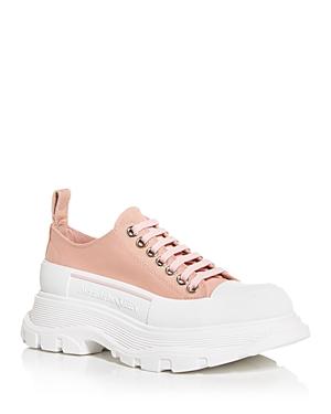 Alexander McQUEEN Women's Tread Slick Low Top Platform Sneakers