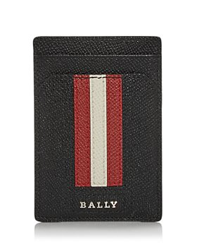 Bally - Taedy Leather Money Clip Card Case