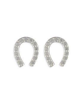 Ralph Lauren - Horseshoe Stud Earrings