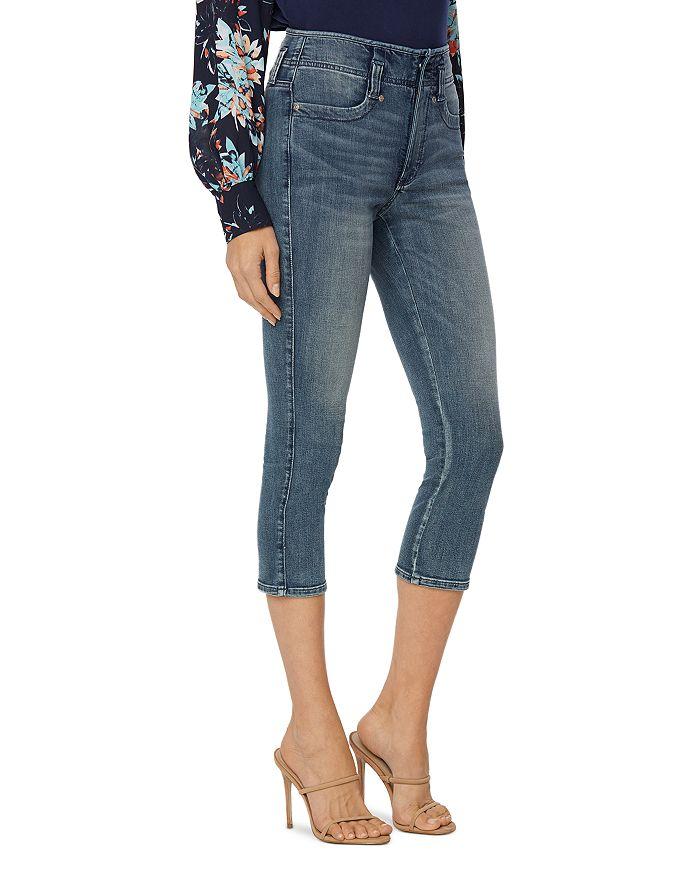 Nydj Jeans HIGH RISE AMI CAPRI JEANS