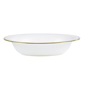 vera wang vera wang wedgwood golden grosgrain open vegetable bowl