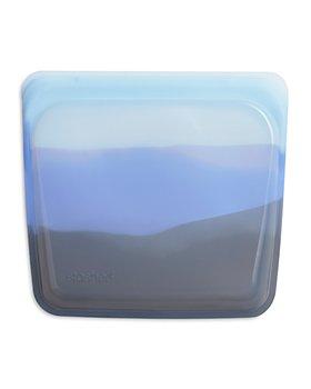 Stasher - Endangered Sea Limited Edition Reusable Bag, Sandwich Size