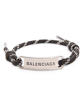 Balenciaga - Logo Plate Bracelet