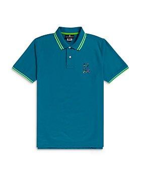 Psycho Bunny - Bradly Piqué Knit Regular Fit Polo Shirt