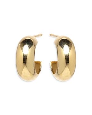 Zoë Chicco 14k Yellow Gold Huggie Hoop Earrings
