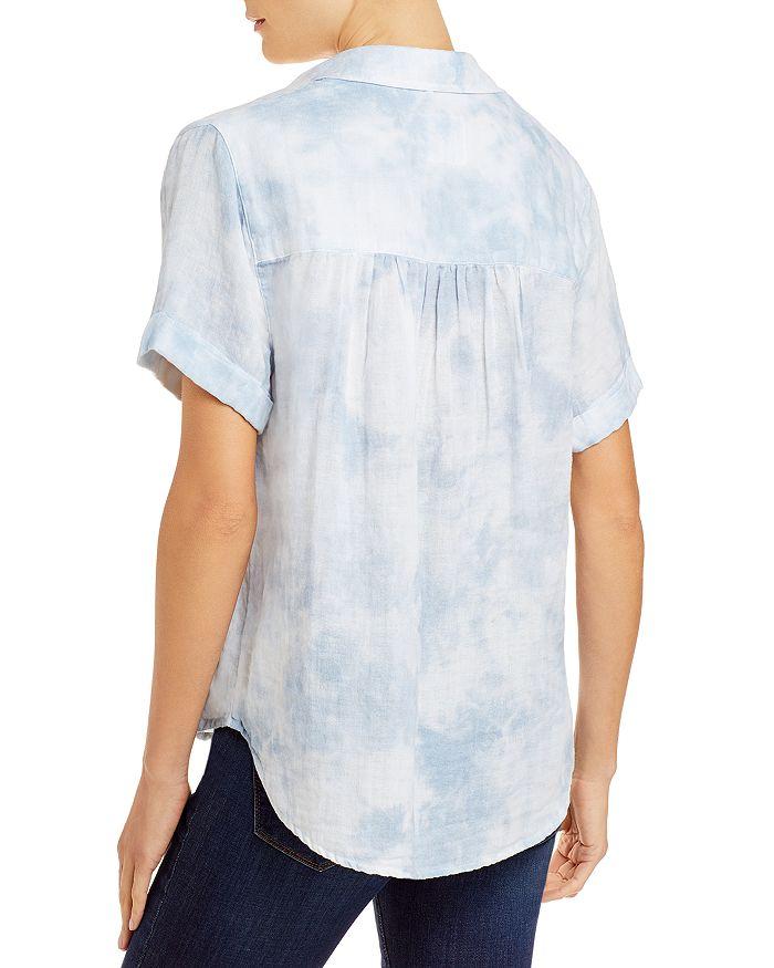 RAILS Shirts SAVANNAH TIE DYE COLLARED SHIRT