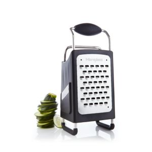 Microplane Specialty Series 4 Sided Box Grater