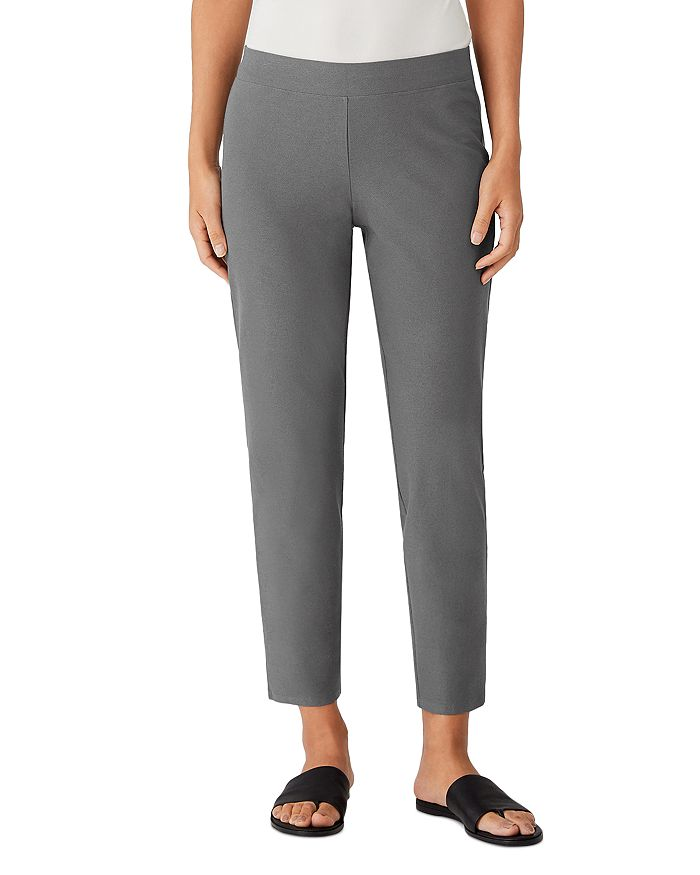 Eileen Fisher Petites - Slim Ankle Pants