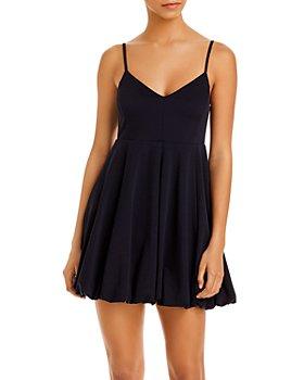 Rebecca Taylor - Sleeveless Bubble Hem Dress