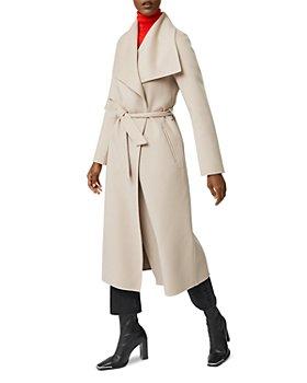 Mackage - Mai Lightweight Wrap Wool Coat