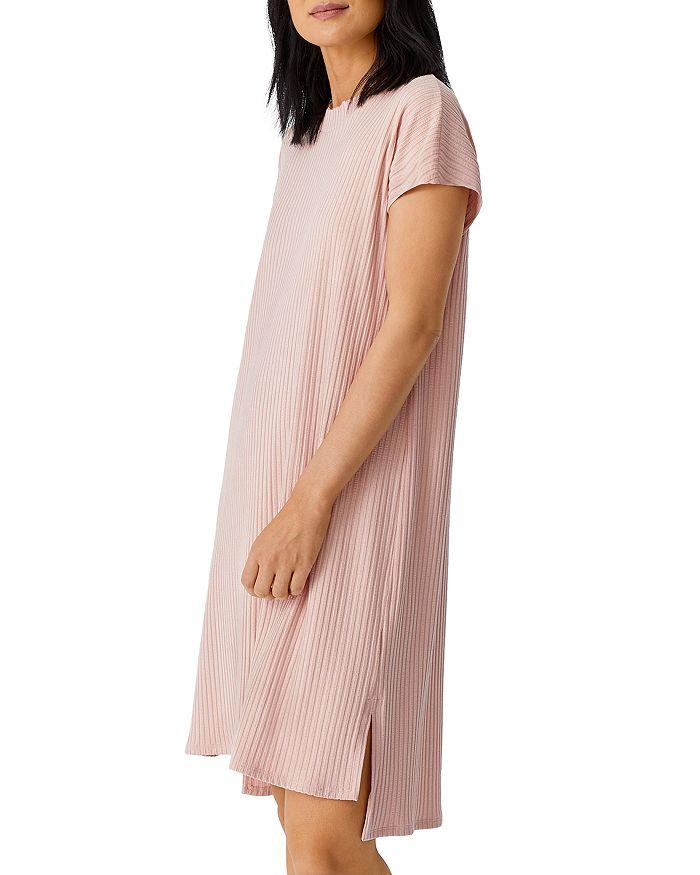 Eileen Fisher - Crewneck High/Low Shift Dress