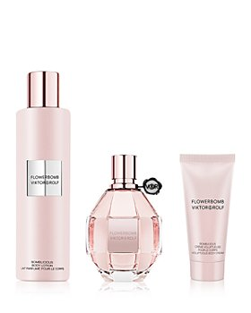 Viktor&Rolf - Flowerbomb Eau de Parfum 3-Piece Gift Set ($232 value)