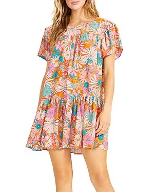 In Retrospect Mini Dress