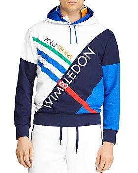 Polo Ralph Lauren - Wimbledon Double Knit Hoodie