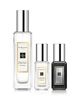 Jo Malone London - Wood Sage & Sea Salt Scent Layering Trio - 100% Exclusive