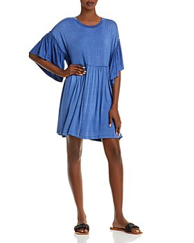 AQUA - Baby Doll Dress - 100% Exclusive
