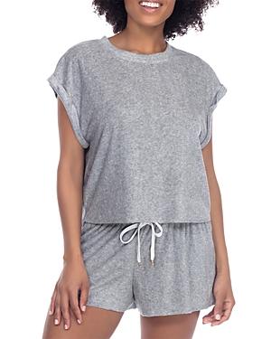 Honeydew Just Chillin Terry Cloth Shorts Pajama Set