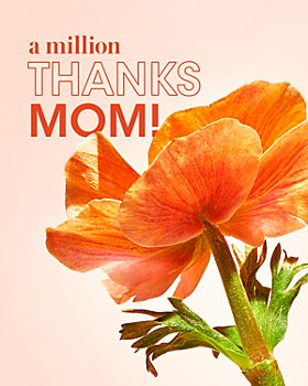 Bloomingdale's - A Million Thanks Mom E-Gift Card