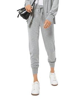MICHAEL Michael Kors - Logo Tape Jogging Pants