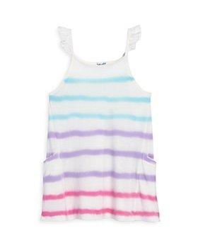 Splendid - Girls' Tie Dyed Tank Dress - Little Kid