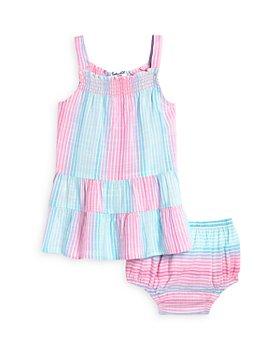 Splendid - Girls' Ojai Stripe Dress & Bloomers Set - Baby