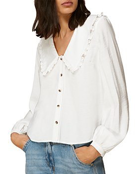 Whistles - Pilgrim Collar Blouse