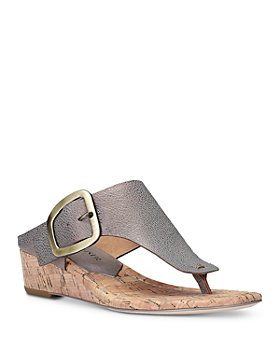 Donald Pliner - Women's Oltina Buckled Wedge Sandals